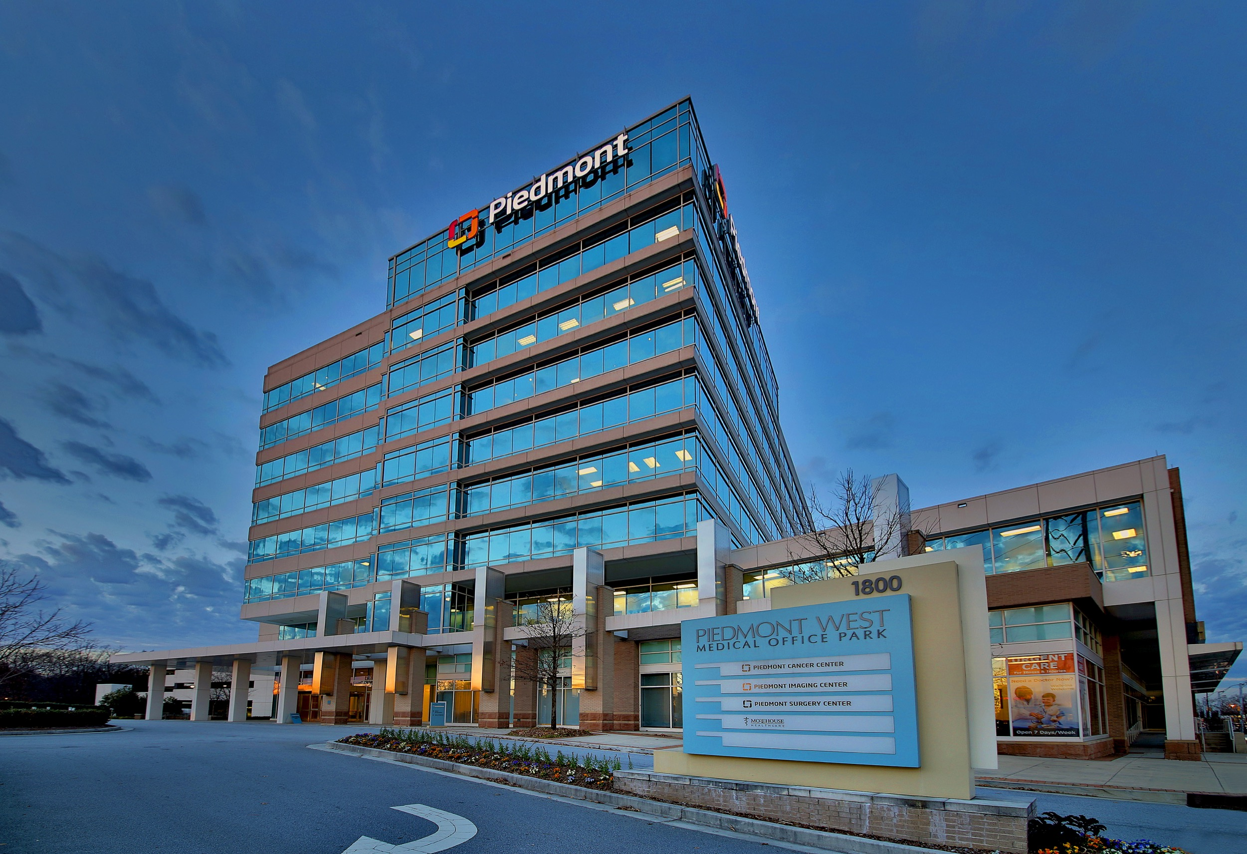 Piedmont West Medical Park
